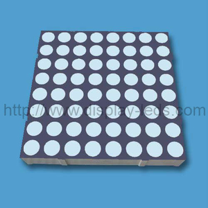 2 Zoll 8x8 LED Dot Matrix