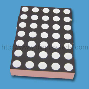 2 Zoll 5x7 LED Dot Matrix