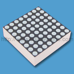 0,7 Zoll 8x8 LED Dot Matrix