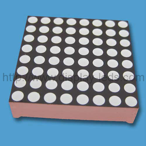 1,2 Zoll 8x8 LED Dot Matrix